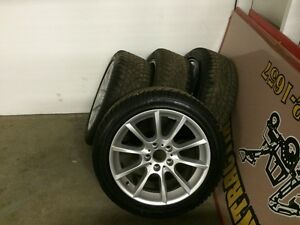 BMW Winter Tires & Rims