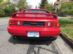 1991 Toyota MR2 TURBO North Shore Greater Vancouver Area image 6