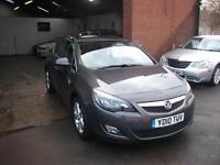 2010 Vauxhall/Opel Astra 1.4i 16v Turbo ( 140ps ) SRi 93,489 Miles