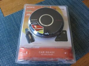 "Sony ""Car Ready"" CD Walkman Car Kit - New, Unopened! Kingston Kingston Area image 1"