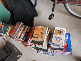 Used variety of books