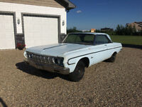 Hard To Find 1964 Plymouth Belvedere 2 Door Hardtop