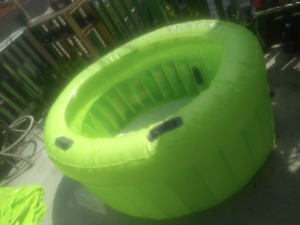 Aquaborn Birth Pool with lid and outer cover