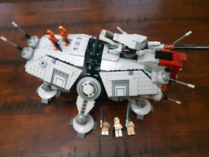Lego Star Wars AT-TE 75019 complete