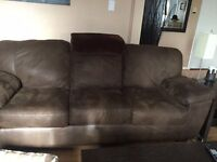 Excellent Condition Micro-Fiber Couch