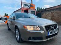 VOLVO V70 SE D 6 SPEED ESTATE CAR LOW MILEAGE EXCELLENT CONDITION