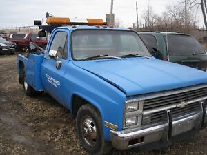 1985 Chevrolet C/K Pickup 3500 Tow truck Other
