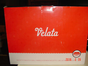 BRAND NEW VELATA 8 PERSON RACLETTE & GRANITE STONE PARTY GRILL Windsor Region Ontario image 7