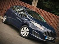 **LOW MILEAGE** FORD FIESTA 1.2 STUDIO FACELIFT £30 ROAD TAX LONG MOT 1 PREVI...