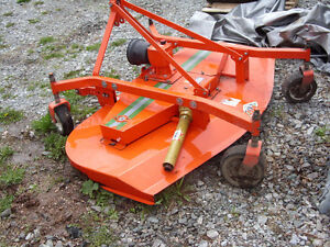 6 foot finish mower