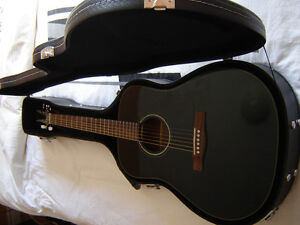 Fender Guiitar and case