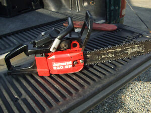 jonsered 520SP chainsaw