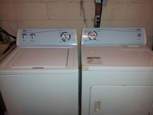 Electric Washer and Dryer $175 OR Best Offer