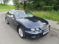 2003 '03' ROVER 75 2.0 CDTi ( 131Ps ) CONNOISSEUR SE 4 DOOR SALOON 134,000 MILES