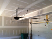 NEED A WARM GARAGE FOR WINTER?