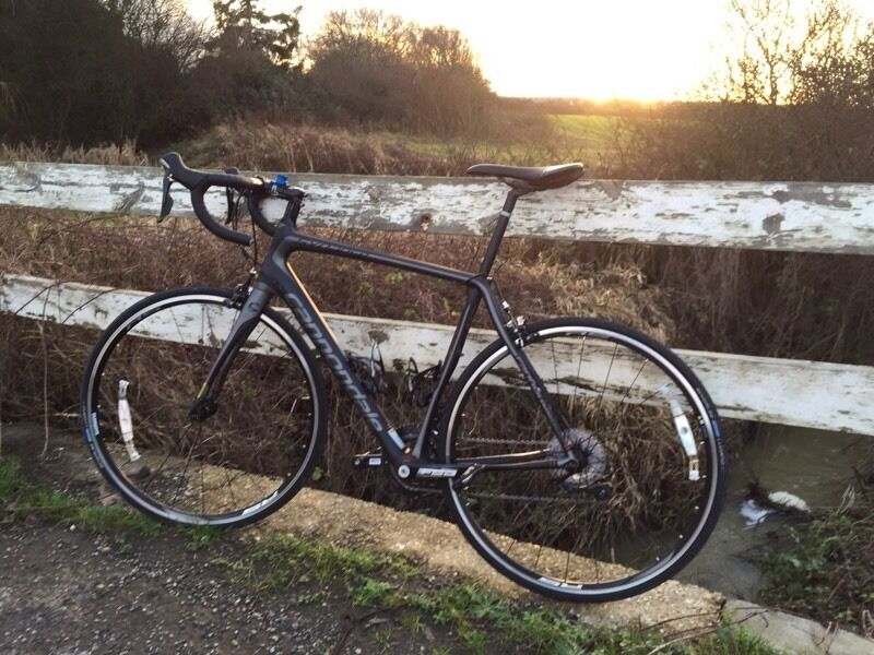 Cannondale Synapse 105 Road Bike - size 56