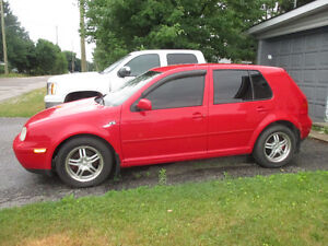 2003 Volkswagen Golf Wagon