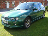 MG ZR 1.8 120+ PX Swap Anything considered