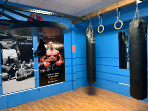 New Boxing Gym in Hamilton!