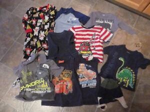 Boy Clothes Size 3/4