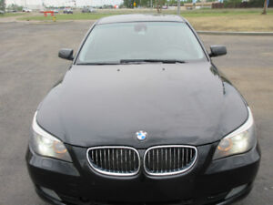 2008 BMW  535XI SUNROOF CLEAN CARPROOF