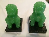 Jade Lucky Asian Chinese Lions (Fuu Fo)