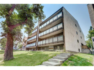 Recently Renovated 1000sqft, 2 Bedroom Unit in Lower Bankview