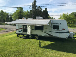 2009 Anniversary Edition Four Winds Travel Trailer
