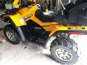 Canam max 800 comme neuf