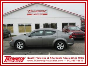 2013 DODGE AVENGER SE ONLY $77.74  B/W OAC