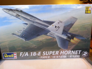 Revell F/A 18-E Super Hornet model kit 1:48