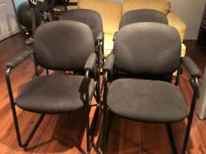 Chaise - chairs (x4)