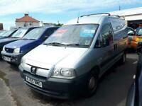 2005 Peugeot Expert 2.0 HDi Diesel 110 Van From £2,695 + VAT + Retail Package PA