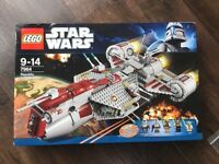 Lego Star Wars 7964 with mini figures