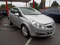 09 (59) VAUXHALL CORSA 1.4i DESIGN AUTOMATIC 5DR ONLY 45,500 MILES