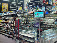 23 years of selling video games and consoles, #1 game store.