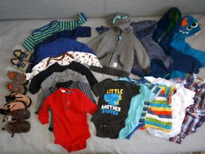 6 month baby boy lot