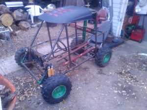 Project go kart