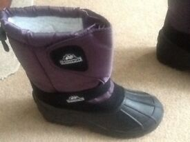 GROUNDWORK LADIES SNOW BOOTS