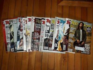 Rolling Stone Magazines