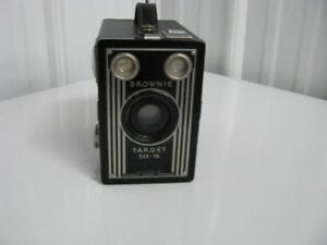 Caméra Ancienne ( Kodak )