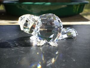 Swarovoski Crystal Beaver Figurine Kitchener / Waterloo Kitchener Area image 3