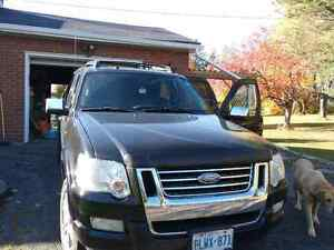 2008 Ford Explorer sportrac