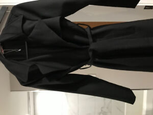 Women's size 4 dress pants & medium coats
