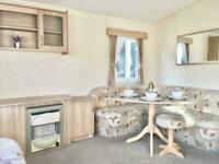 Cheap 2 bedroom static caravan holiday home for sale in stunning County Durham.