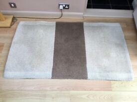 100% Berber wool rug