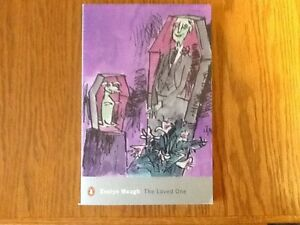 The Loved One by Evelyn Waugh.   U of S