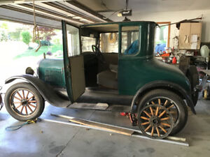 1927 Model T Ford Doctors Coupe For Sale