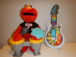 ROCK N ROLL ELMO TOYS