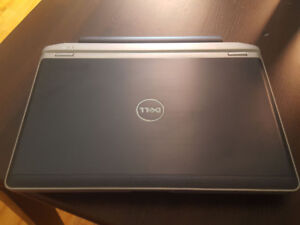 laptop Dell e6230 slim i7 3 rd Generation / HDMI ( windows 10 )